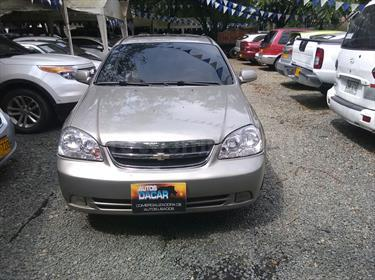 Chevrolet Optra Advance 1.8L Mec 5P usado (2006) color Beige precio $19.800.000