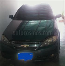 Foto venta carro usado Chevrolet Optra Advance 1.8L (2011) color Azul Gris precio u$s1.800
