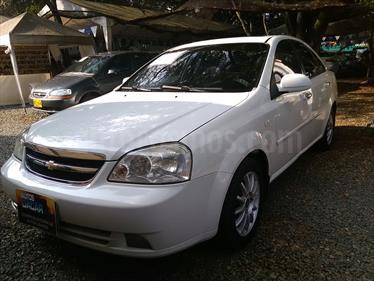 Chevrolet Optra Advance 1.8L usado (2006) color Blanco precio $16.000.000