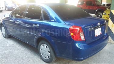 Foto venta carro usado Chevrolet Optra Design 1.8L Aut (2011) color Azul precio u$s3.500