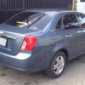 Foto venta carro usado Chevrolet Optra Design 1.8L Aut (2010) color Azul precio u$s2.500