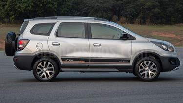 Foto venta carro usado Chevrolet Optra Design 1.8L Aut (2015) color Gris Profundo precio BoF71.344.000