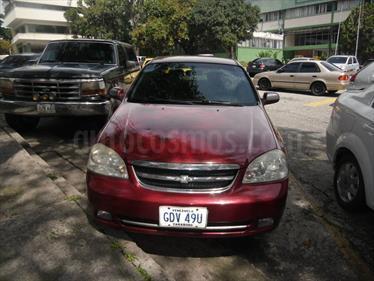Foto Chevrolet Optra Design 1.8L Aut usado (2010) color Rojo precio u$s1.650