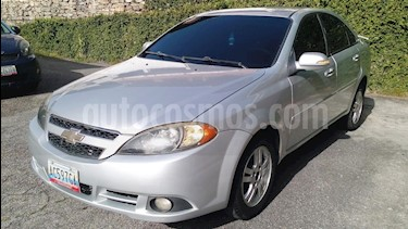 Foto venta carro usado Chevrolet Optra Design 1.8L Aut (2011) color Plata precio u$s2.500