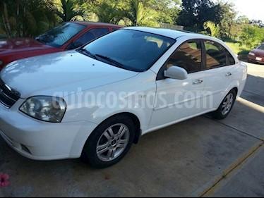Foto venta carro Usado Chevrolet Optra Design (2008) color Blanco precio BoF1.400