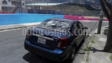 Foto Chevrolet Optra GT hatchback usado (2005) color Azul precio u$s7.000