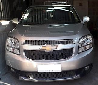 Foto venta Auto Usado Chevrolet Orlando 2.0L LS Diesel (2015) color Gris precio $12.000.000