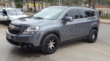 Foto venta Auto usado Chevrolet Orlando 2.4 LT Aut (2015) color Plata Tungsteno precio u$s14,000