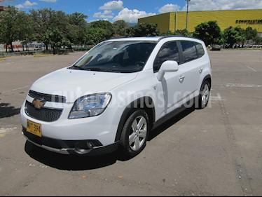 Foto venta Carro Usado Chevrolet Orlando 2.4 LT Aut (2013) color Blanco Galaxia precio $43.000.000