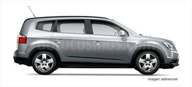 Foto venta carro usado Chevrolet Orlando 2.4L Aut (2016) color Plata Mineral precio BoF50.000.000