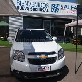 Foto venta Auto usado Chevrolet Orlando LS 2.0 Diesel Aut  (2016) color Blanco precio $14.590.000