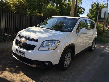 Foto venta Auto usado Chevrolet Orlando LS 2.0 Diesel Aut  (2013) color Blanco precio $5.200.000