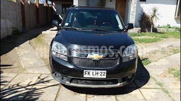 Chevrolet Orlando LS 2.0 Diesel Aut  usado (2013) color Negro precio $10.000.000