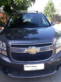 Foto venta Auto usado Chevrolet Orlando LS 2.0 Diesel  (2013) color Gris Acero precio $8.600.000