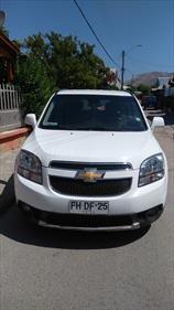 Foto venta Auto usado Chevrolet Orlando LS 2.0 Diesel  (2013) color Blanco precio $9.800.000