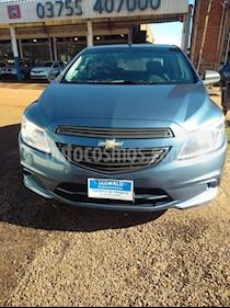 Foto venta Auto Usado Chevrolet Prisma 1.4 8v LT MT (98cv) (2014) color Azul precio $265.000