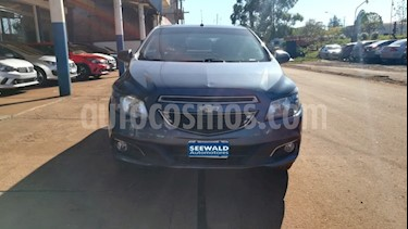 Foto venta Auto Usado Chevrolet Prisma 1.4 8v LTZ MT (98cv) (2014) color Azul precio $295.000