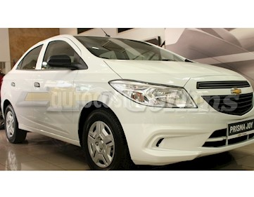 Foto venta Auto nuevo Chevrolet Prisma LS Joy color Blanco precio $560.900