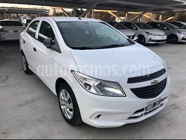 Foto venta Auto Usado Chevrolet Prisma LT (2014) color Blanco precio $235.000