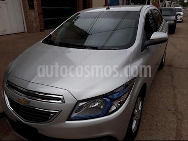 Foto venta Auto usado Chevrolet Prisma LTZ (2015) color Gris Claro precio $285.000