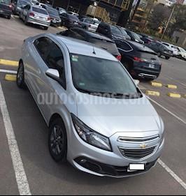 Foto venta Auto usado Chevrolet Prisma LTZ (2015) color Plata precio $295.000