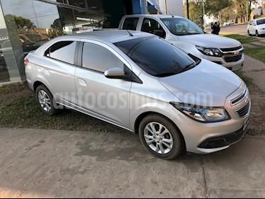 Foto venta Auto Usado Chevrolet Prisma LTZ (2013) color Plata precio $255.000
