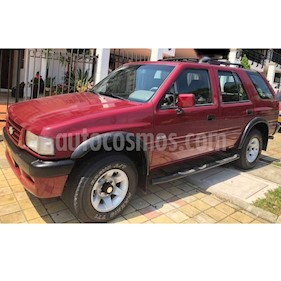 foto Chevrolet Rodeo V6 4X4 usado (1997) color Rojo precio $20.000.000