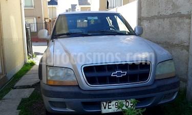 Chevrolet S-10 Cab Doble 2.4 Apache  usado (2002) color Gris precio $3.500.000