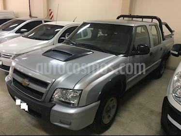 Foto venta Auto Usado Chevrolet S 10 2.8 Cd Td Electronico Std 4x2 (2010) color Gris precio $360.000