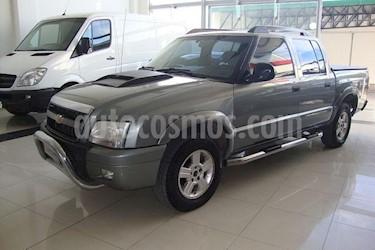 Foto venta Auto Usado Chevrolet S 10 2.8 TD STD 4x4 CD (2009) color Gris Oscuro precio $170.000