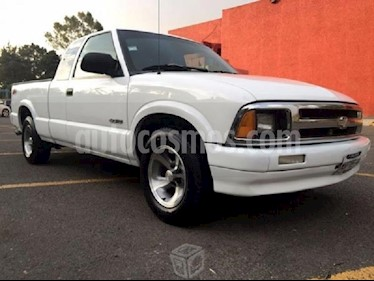 Foto venta Auto Seminuevo Chevrolet S-10 Cabina Regular (1997) color Blanco precio $38,000