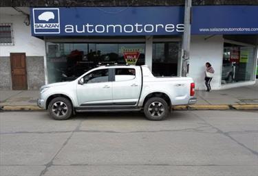 Foto venta Auto Usado Chevrolet S 10 CS 2.8L 4x4 LS  (2015) color Gris Claro precio $525.000