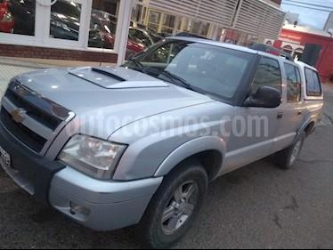 Foto venta Auto usado Chevrolet S 10 DLX 2.8 4x2 CS (2010) color Gris precio $320.000