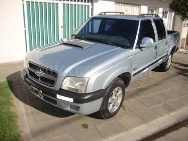 Foto venta Auto Usado Chevrolet S 10 DLX 2.8 TD 4x2 CD (2006) color Gris precio $217.900
