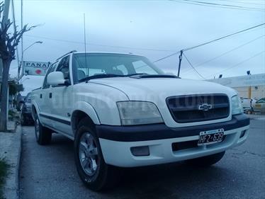 Foto venta Auto Usado Chevrolet S 10 DLX 2.8 TD 4x2 CD (2008) color Blanco precio $265.000
