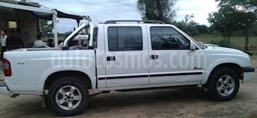 Foto venta Auto Usado Chevrolet S 10 DLX 2.8 TD 4x4 CD (2007) color Blanco precio $288.000