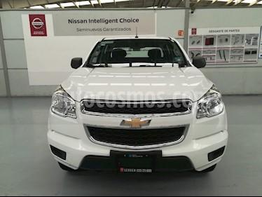 Foto venta Auto Seminuevo Chevrolet S-10 Doble Cabina (2016) color Blanco precio $269,000