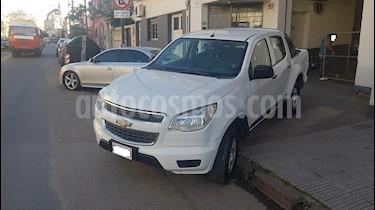 Foto venta Auto Usado Chevrolet S 10 LS 2.8 4x4 CS (2014) color Blanco Summit precio $499.000
