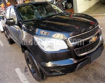 Foto venta Auto Usado Chevrolet S 10 LT 2.8 4x2 CD (2015) color Negro precio $569.500