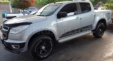 Foto venta Auto Usado Chevrolet S 10 LT 2.8 4x4 CD (2015) color Gris Plata  precio $530.000