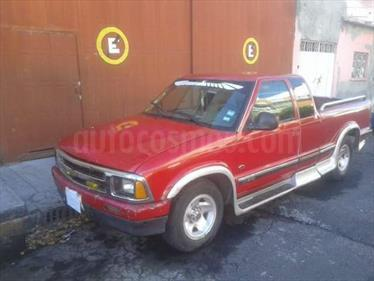 foto Chevrolet S-10 Pick-Up Aut., A-Ac., Ve, 4X4