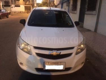 Foto venta Auto Usado Chevrolet Sail Hatchback 5P Std  (2014) color Blanco precio u$s13.000