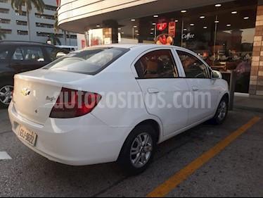 Chevrolet Sail Sedan 1.4L Ac usado (2014) color Blanco precio u$s10.200