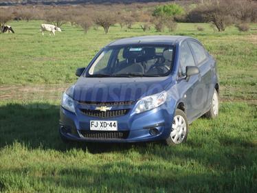 foto Chevrolet Sail 1.4
