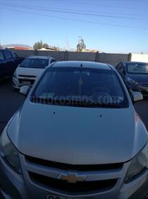 Foto venta Auto Usado Chevrolet Sail 1.4  (2011) color Gris precio $4.200.000