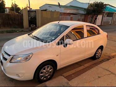 Foto venta Auto usado Chevrolet Sail 1.4  (2013) color Blanco precio $4.200.000
