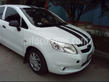 Foto venta Auto usado Chevrolet Sail  1.4L Std (2013) color Blanco precio u$s8,000