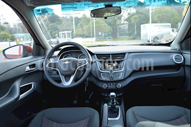 Chevrolet Sail 1.5L LT Aut NB usado (2016) color Blanco precio $6.000.000
