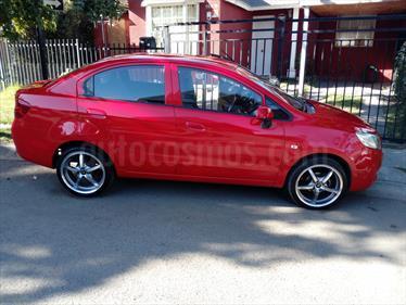 Foto venta Auto usado Chevrolet Sail LS 1.4   (2013) color Rojo precio $4.300.000