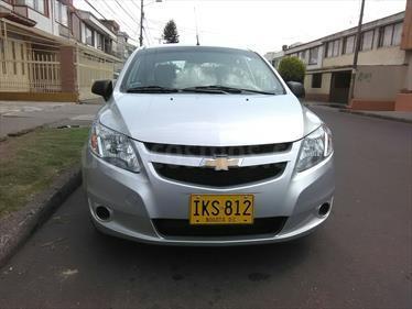 Foto Chevrolet Sail LS